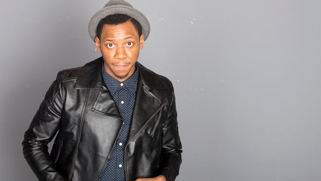"Knoxville's Chris Blue, contestant on ""The Voice."""