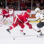 Wings look down lineup in search for goals