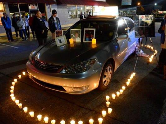Murder Victim Vigil