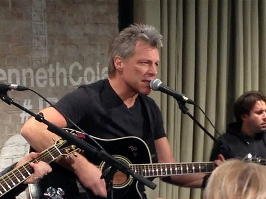 People Jon Bon Jovi