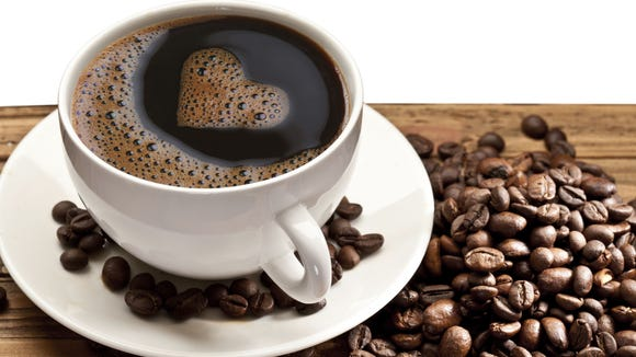A new study say s coffee may help your memory.  Getty