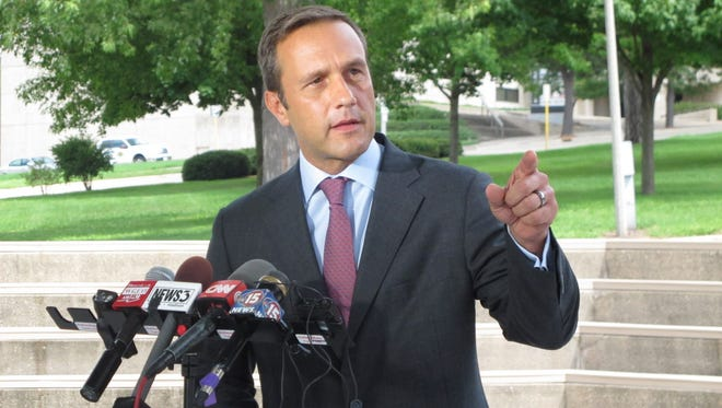 Paul Nehlen is the Republican primary challenger to House Speaker Paul Ryan.