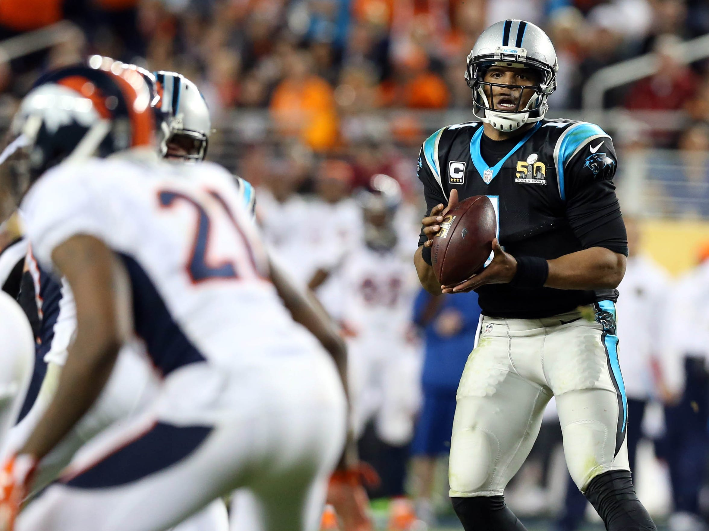 Cam Newton is No. 3 on our list of the NFL's most important