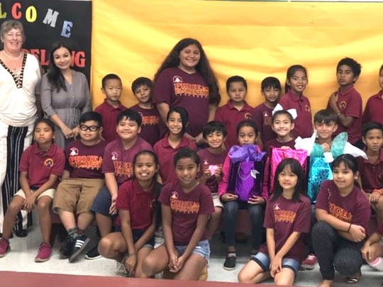 Capt. H.B. Price Elementary School held its annual