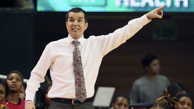 Matt Insell posted a 70-87 record in five seasons at Ole Miss.