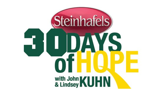 Steinhafels 30 Days of Hope