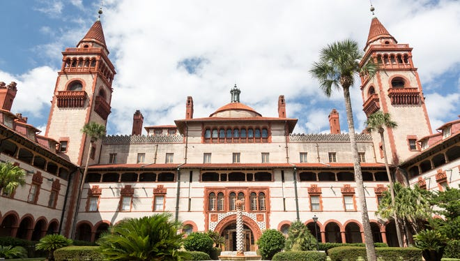 In St. Augustine, Fla., the former historic Ponce De Leon hotel has been transformed into Flagler College.