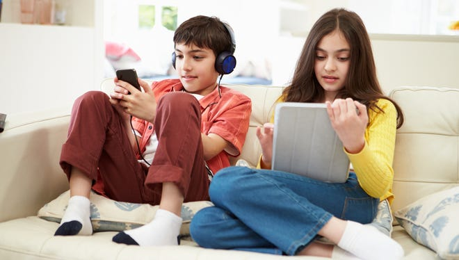 "Become your child's ""technology mentor"" and learn about apps like musical.ly and Snapchat. A go-to index is offered by parent and author Amber Mac in the book, ""Outsmarting Your Kids Online."""