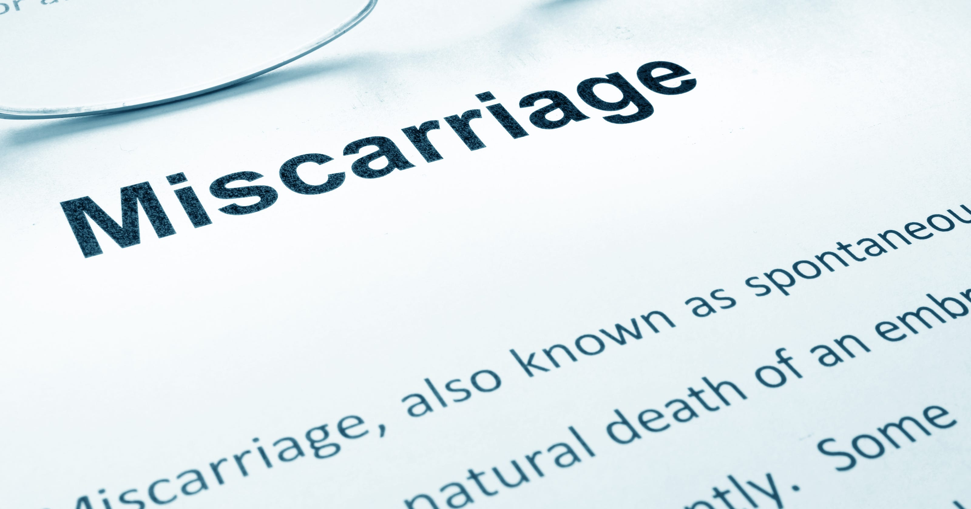 So many women know the pain of miscarriage