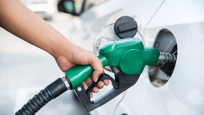 Gas prices are at their most expensive point nationally since November 2014, with April demand abnormally high, said AAA in a report this month.