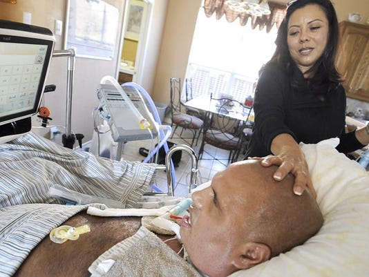 Former Nittany Lion Steve Smith and his wife Chie keep fighting ALS.
