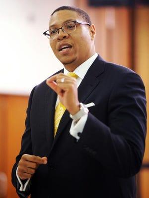 IPS Superintendent Lewis Ferebee