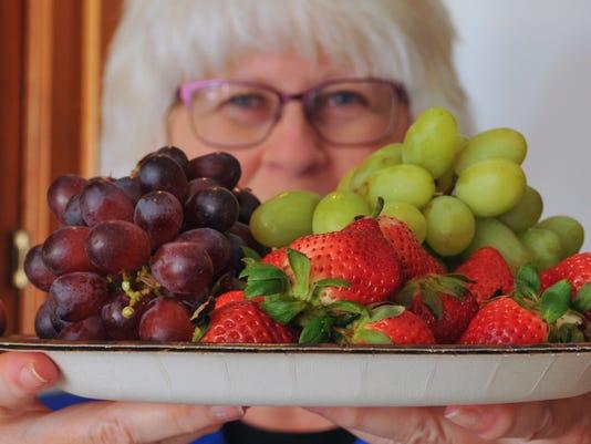 Lucia Pierce comfort foods