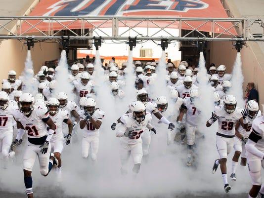 NCAA Football: Rice at Texas El Paso