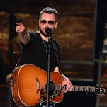 Eric Church is an Entertainer of the Year nominee for the 51st annual Academy of Country Music Awards.