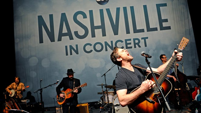 """""""Nashville"""" star Charles Esten has made 48 appearances on the Grand Ole Opry in the past four years."""