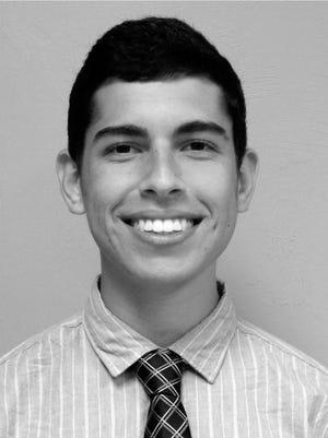 Daniel Alvarez School: East Lee County GPA: 4.17 College: UCF