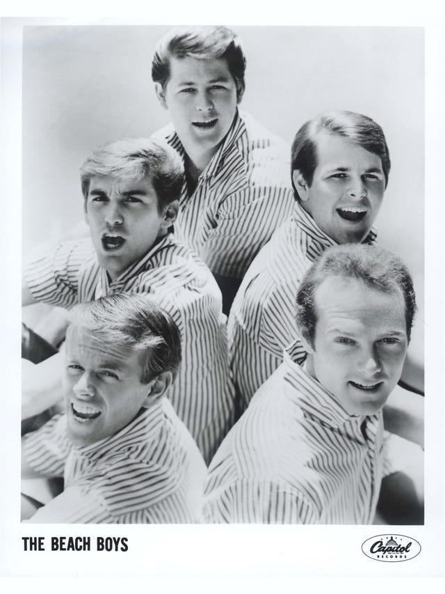 Beach Boys seek to overcome discord with new wave of Love