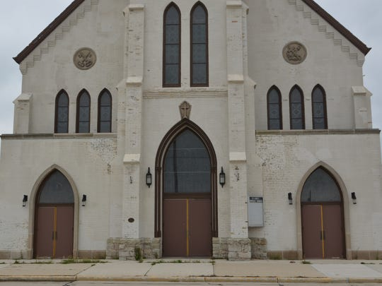 Built in 1891, the former St. Lukes Catholic church in Two Rivers has sat empty since 2011.