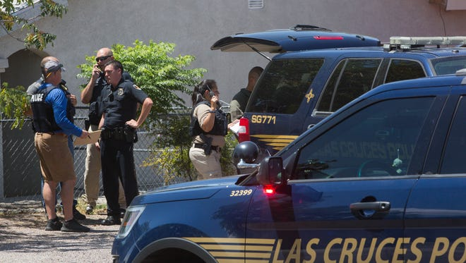 Gov. Susana Martinez plans to push legislation that would grant legal immunity to New Mexico law enforcement officers for actions in the line of duty.