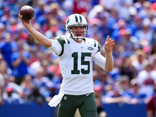 32. Jets (32): Whew, that was close. Nice effort in Buffalo nearly cost them inside track on No. 1 pick, but Josh McCown got memo and tossed 2 4th-quarter INTs.