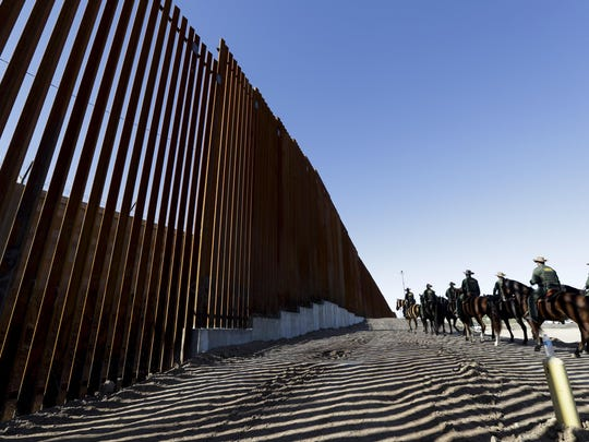Border Security Wall