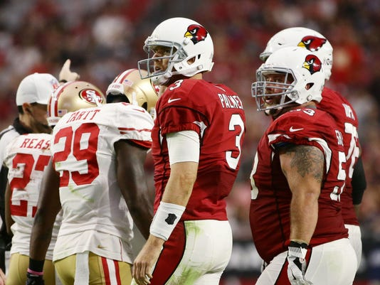 49ers vs Cardinals 2016