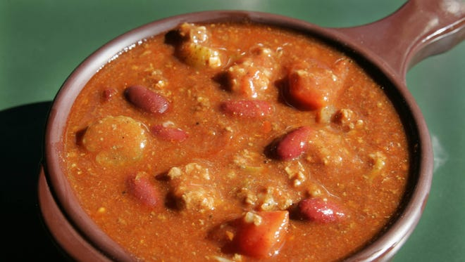 Chili of all kinds will be available for sampling at the annual police and fire cook-off Nov. 11 in West Allis.