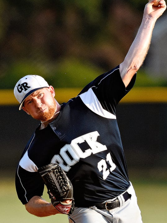 Glen Rock's Nick Cicio pitched a complete-game three-hitter on Tuesday in a 2-1 win vs. Mount Wolf.