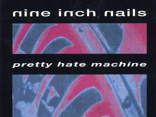 """The cover to the Nine Inch Nails album """"Pretty Hate"""