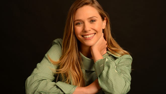 'Avengers' star Elizabeth Olsen has two new indie films out this month: 'Wind River,' in which she plays an FBI agent solving a murder on a Wyoming Indian reservation, and 'Ingrid Goes West,' where she plays an Instagram influencer.