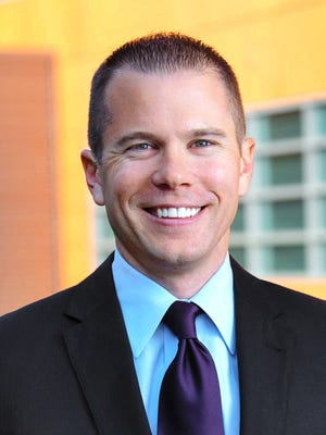 Matt Mika, Tyson Foods director-government relations for Washington, D.C. was among those shot when a gunman opened fire on Wed., June 14, 2017 morning on a baseball practice at a park in Alexandria, Va.