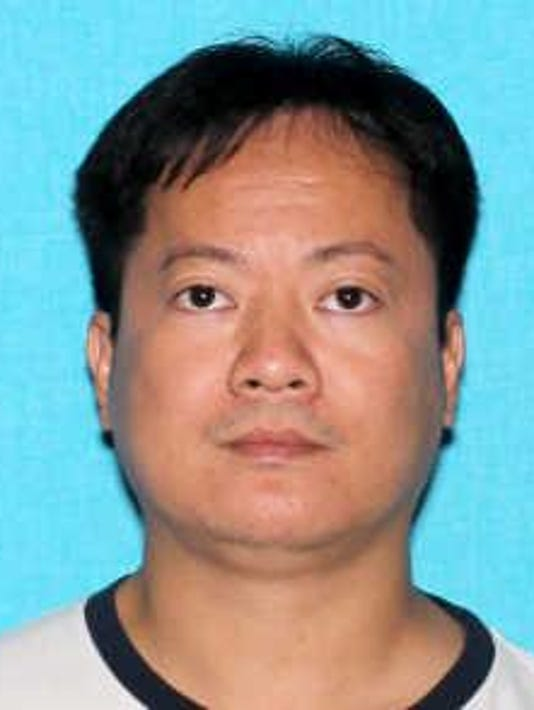 FRM massage parlor arrest