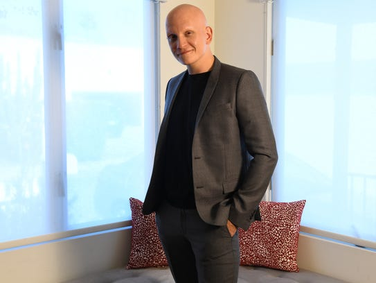 Anthony Carrigan, known to 'Gotham' fans as serial