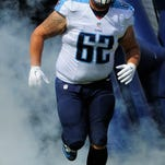 Titans release linebacker Phillips, deal with injuries