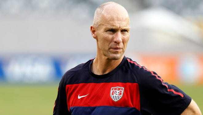 Bob Bradley was coach of the U.S. national team for the 2010 World Cup.