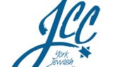Logo for the York Jewish Community Center