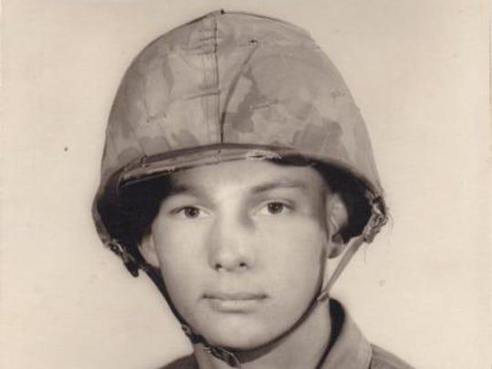 Marine Staff Sgt. Thomas C. Schriver of Salem was killed