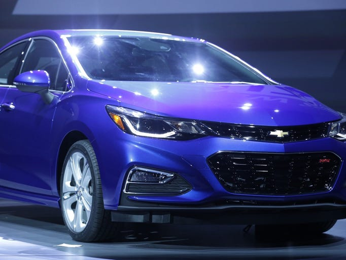 2016 Cruze Seeks To Recapture Chevy 39 S Glory Days