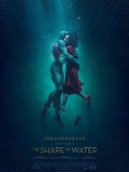 Guillermo Del Toro's 'The Shape of Water' is a top