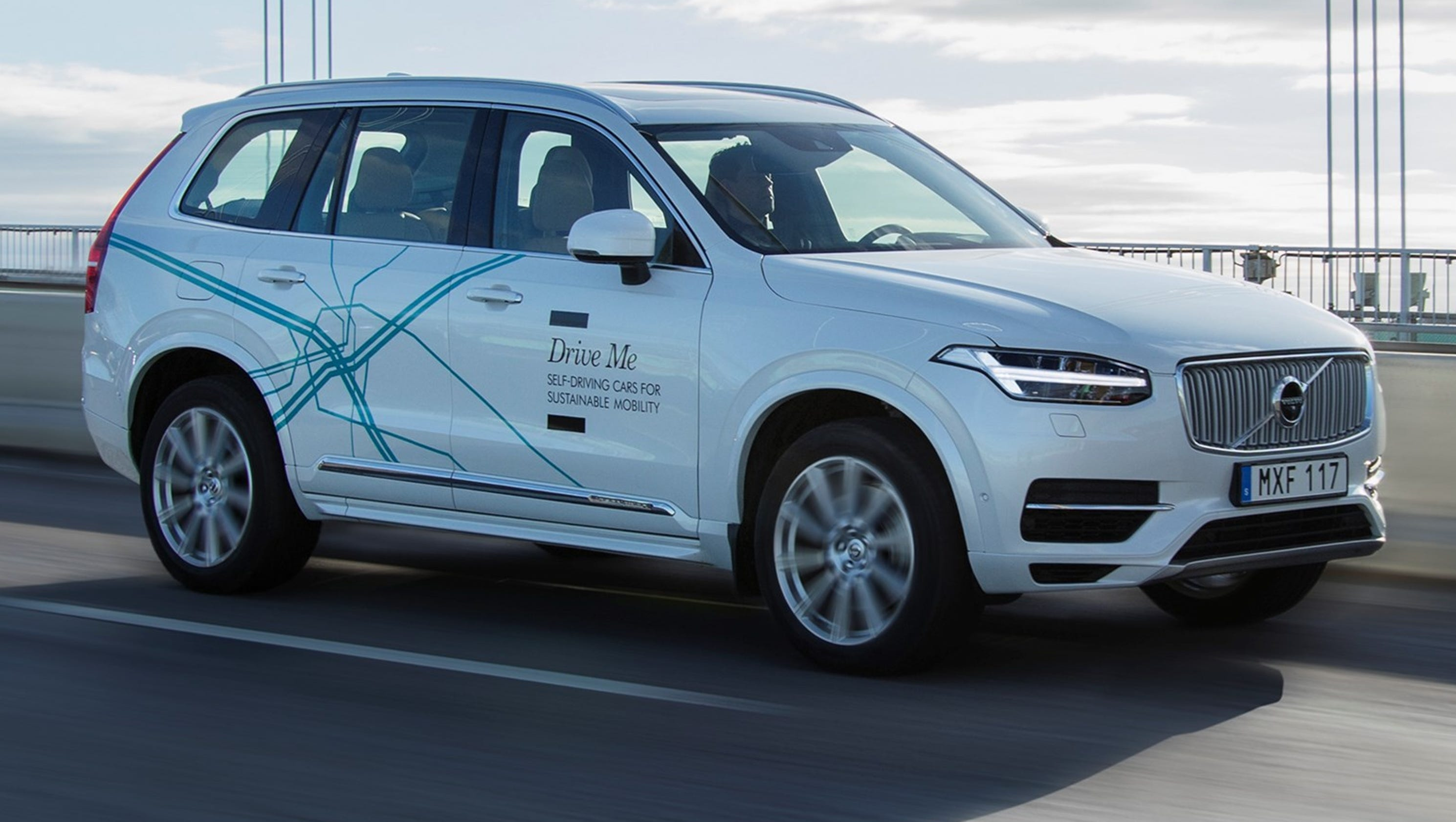 Ford and volvo alliance for Motor vehicle driver test