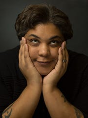 Special to the Press-Citizen Roxane Gay is the recipient