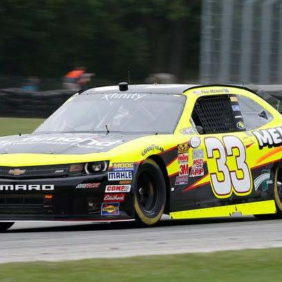 Friday's practice laps and behind the scenes for the NASCAR XFINITY Series race at Road America. Friday August 28, 2015