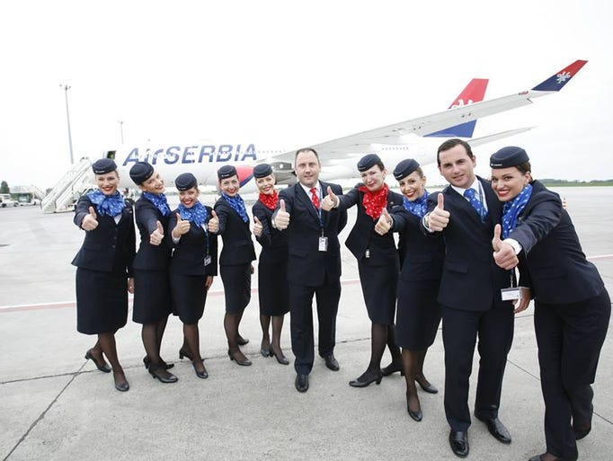 Air Serbia Unveils First Airbus A330