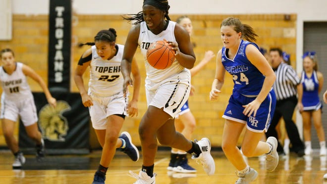 Topeka High All-Stater NiJaree Canady and her Trojan teammates are likely to miss a minimum of four days of preseason practice after a decision by the USD 501 board Thursday to delay the start of basketball and wrestling activities.