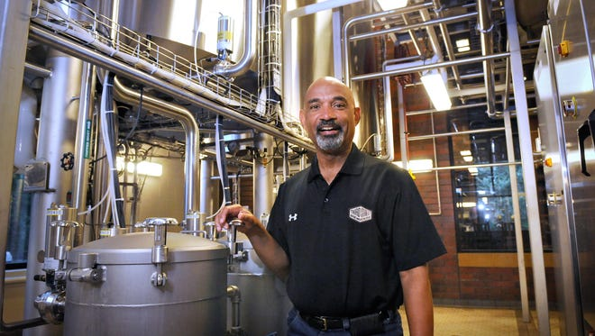 Horace Cunningham is originally from Jamaica. He worked as brewmaster at Third Street Brewing in Cold Spring.