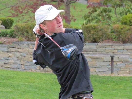 Midland Park junior Joseph Furlong tied for sixth at