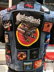 Perry Coloroso of Milwaukee has seen Judas Priest 14
