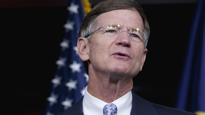 Rep. Lamar Smith, R-Texas, chairman of the House Science, Space and Technology Committee.