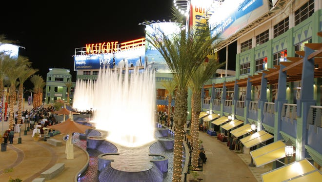 Numerous projects are taking off near the Westgate Entertainment District in Glendale.
